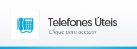 Banner Telefones Úteis